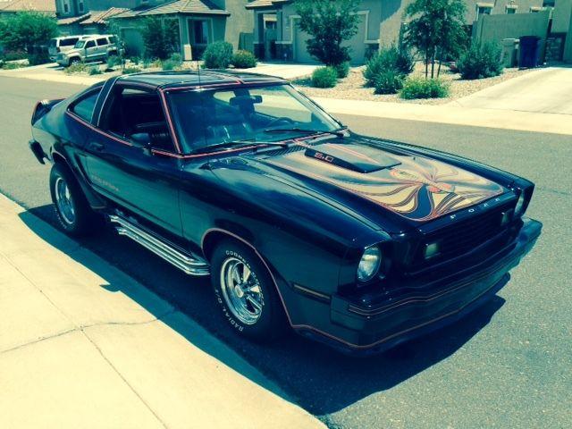 1978 Mustang King Cobra For Sale