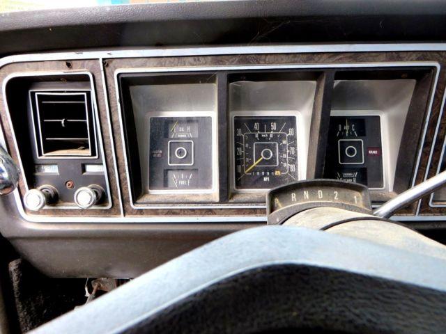 1978 ford xlt bronco one owner 118k 4x4 400 big block estate find central texas. Black Bedroom Furniture Sets. Home Design Ideas