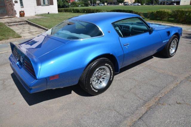 1978 Pontiac Firebird Trans Am Mint Show Car Free Shipping