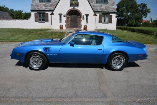 1978 Pontiac Firebird Trans Am Mint Show Car Free Shipping