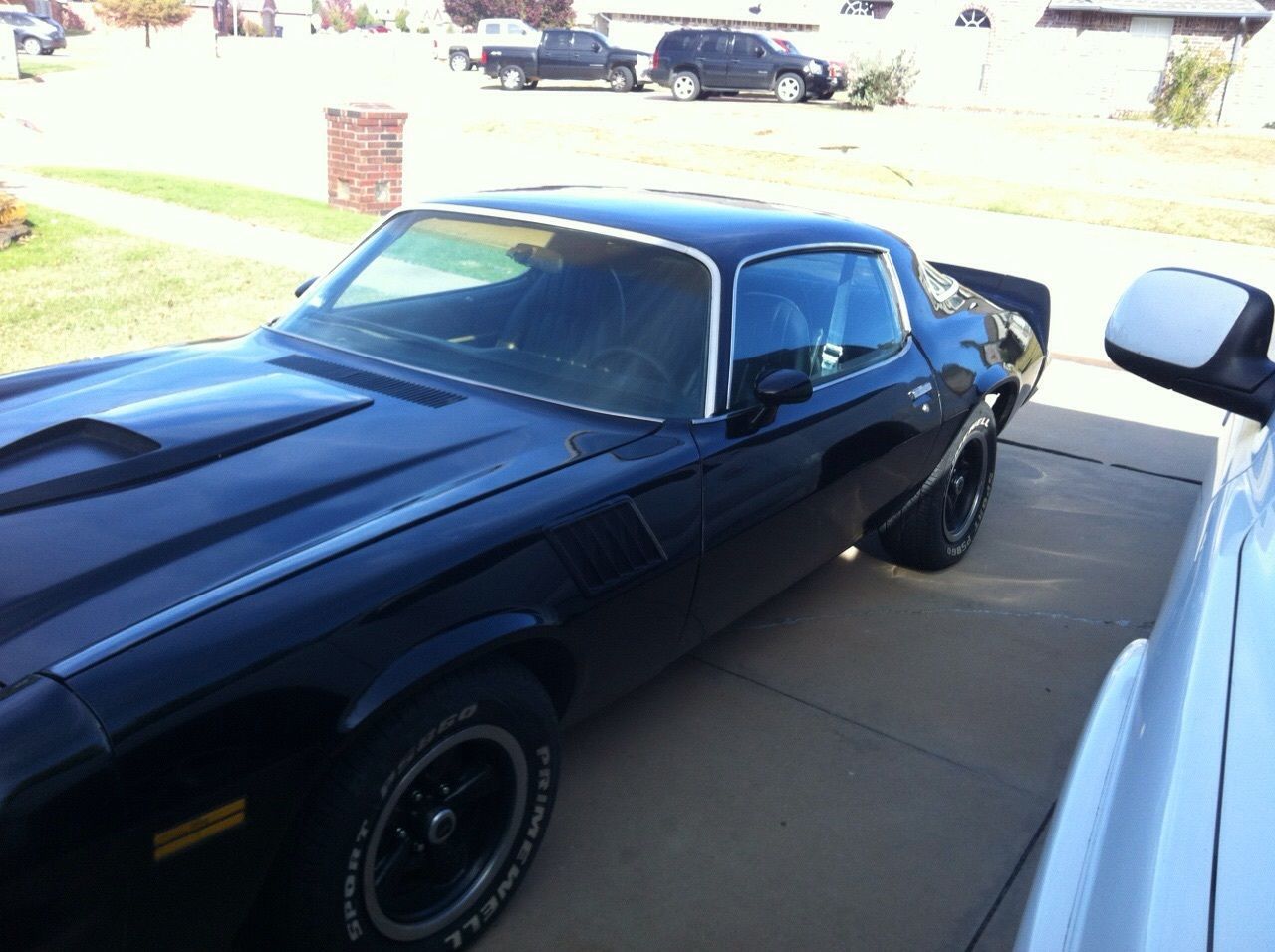 1978 Z28 Camaro Triple Black Low Reserve Chevrolet