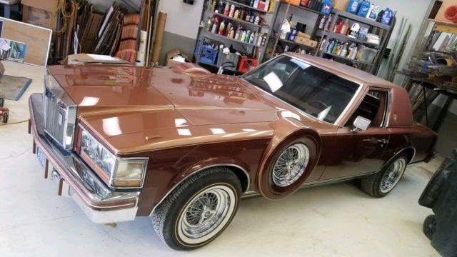 1979 Cadillac Seville Grandeur Opera Coupe 18k Miles Calif Car