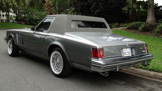 1979 Cadillac Seville Opera Coupe By Grandeur Motor Car Corp One Of