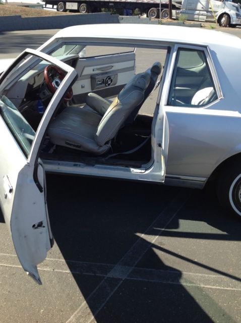 1979 chevrolet caprice classic landau coupe 2 door. Black Bedroom Furniture Sets. Home Design Ideas