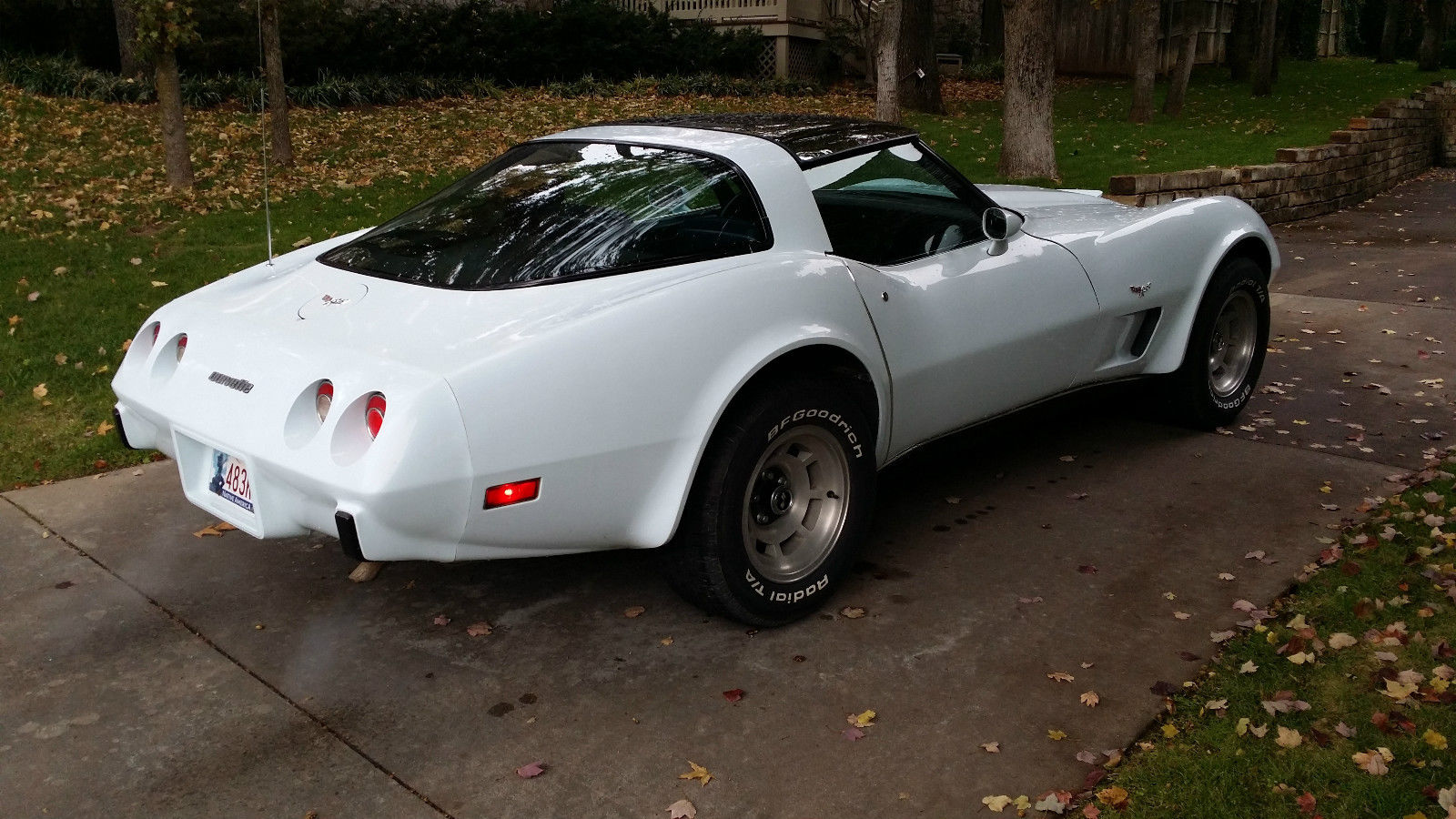 Nada Classic Car Value >> 1979 Chevrolet Corvette Stingray 2 Door Sport Coupe