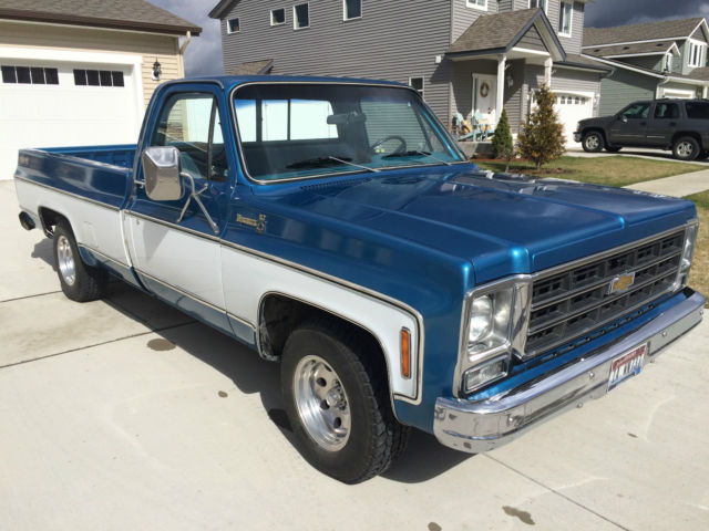 Dodge Trucks For Sale By Owner >> 1979 Chevy C-10 longbed 2wd pickup, Bonanza model