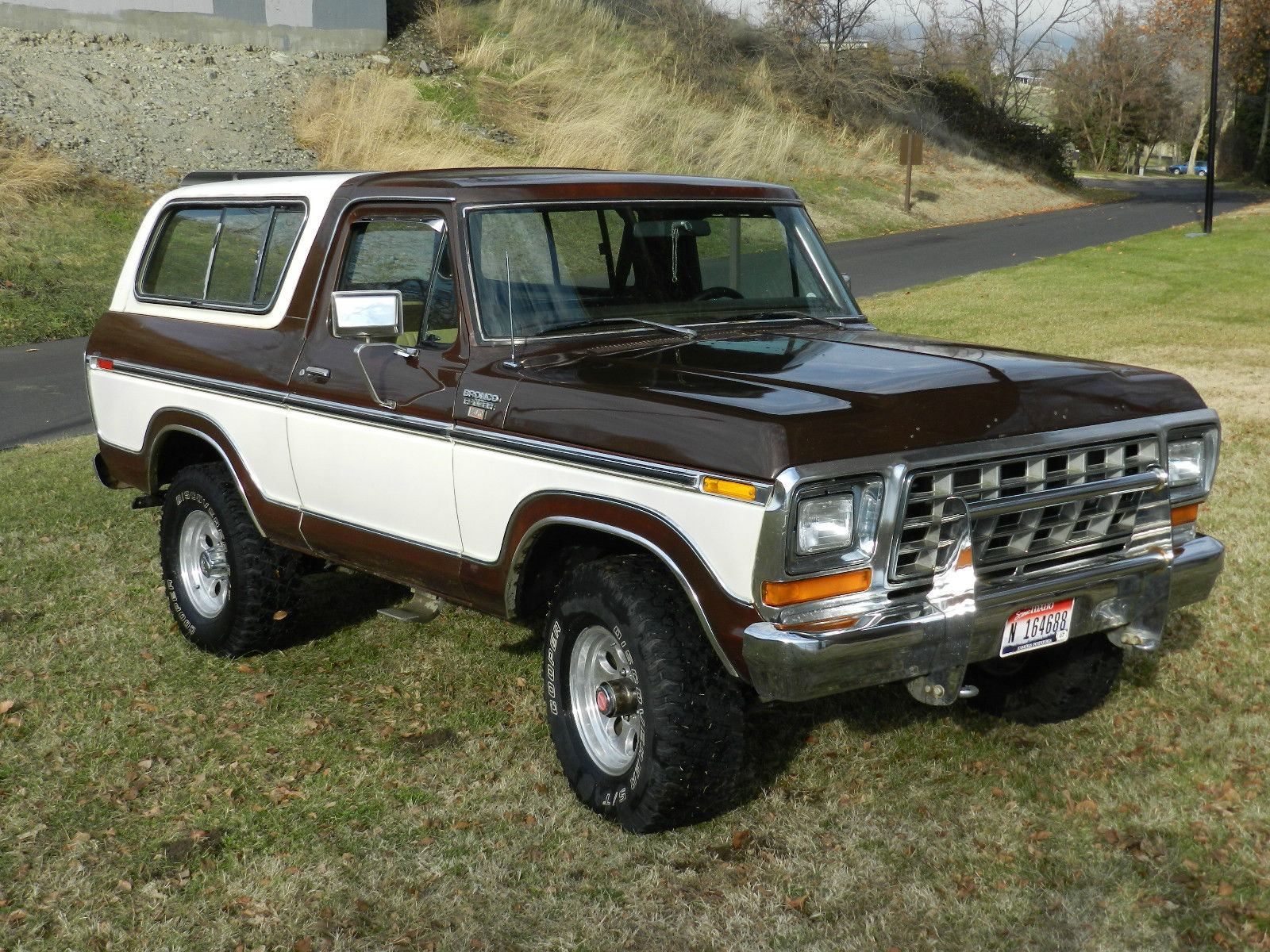 1979 ford bronco f150 4x4 xlt rare orignal paint and body classic a. Cars Review. Best American Auto & Cars Review