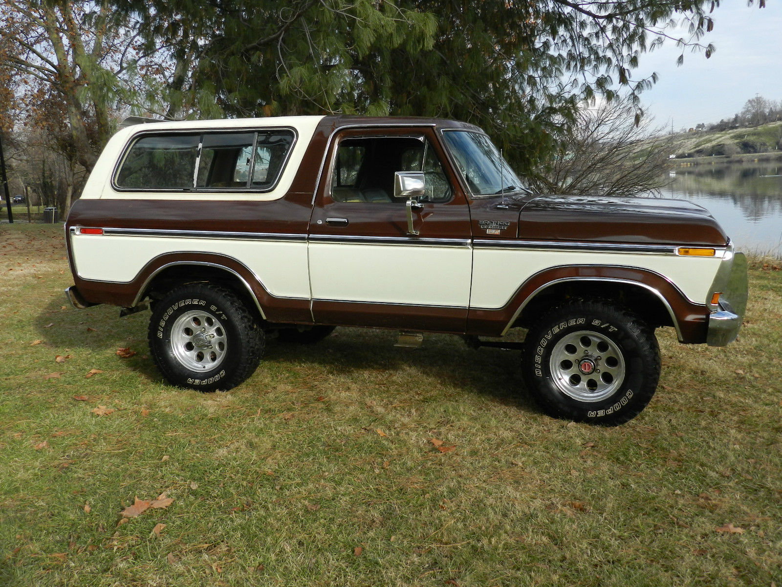 Ford F150 Wheels >> 1979 Ford Bronco F150 4x4 XLT Rare orignal paint and body ...
