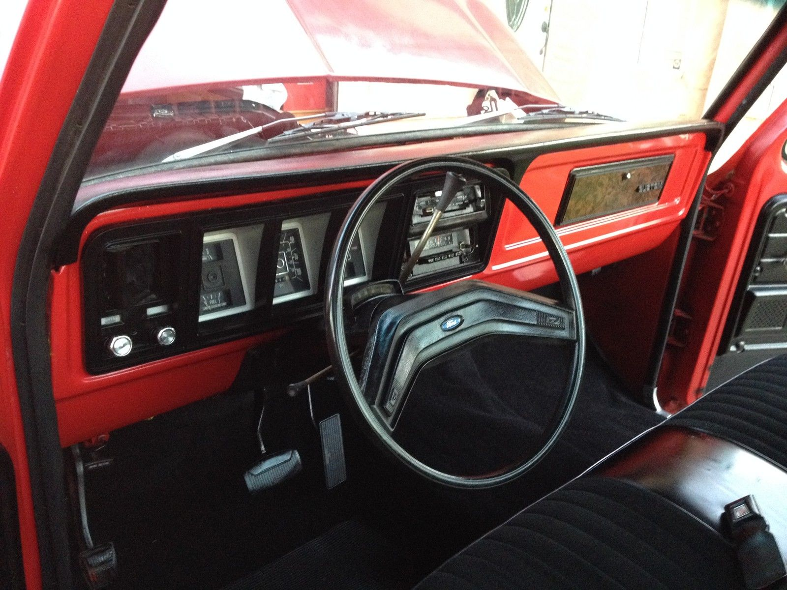 1979 Ford F100 Step Side Very Rare California No Rust Reserve 1955 Bed