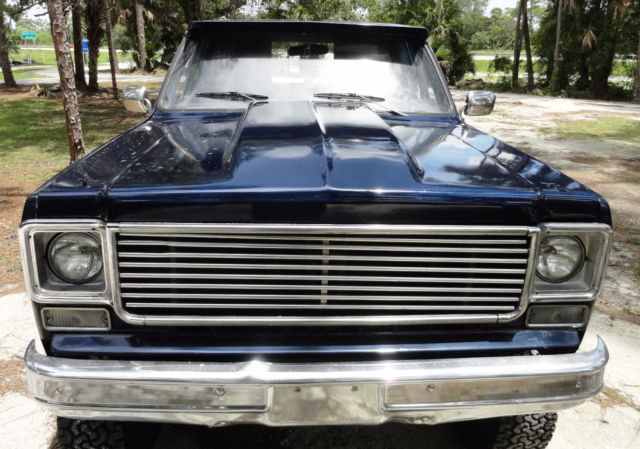 1979 gmc k10 4x4 lifted cool pickup truck long bed chevy square body. Black Bedroom Furniture Sets. Home Design Ideas
