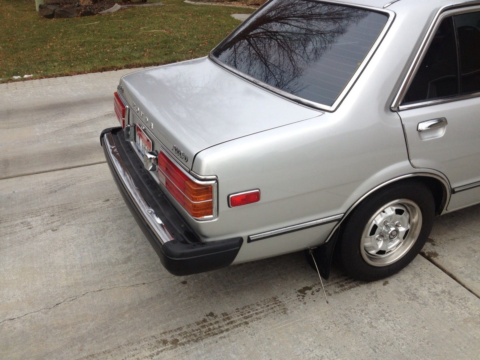 1979 Honda Accord Cvcc 65k Original Miles Hondamatic Transmission