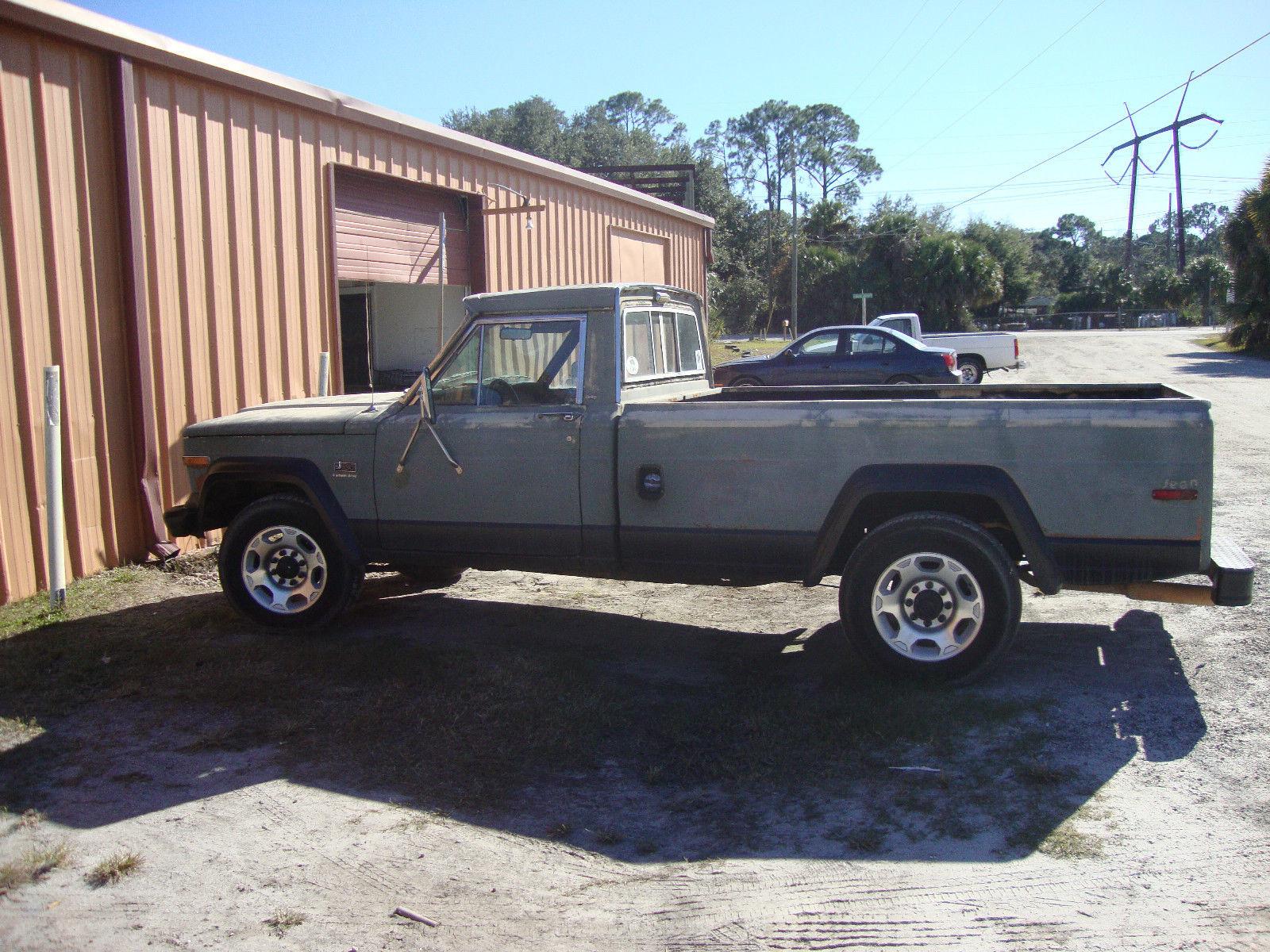 1979 jeep j20 base standard cab pickup 2 door 5 9l j10 for 10 door truck