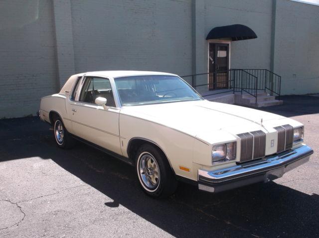 1979 Oldsmobile Cutlass Supreme Brougham Coupe 2 Door 43L