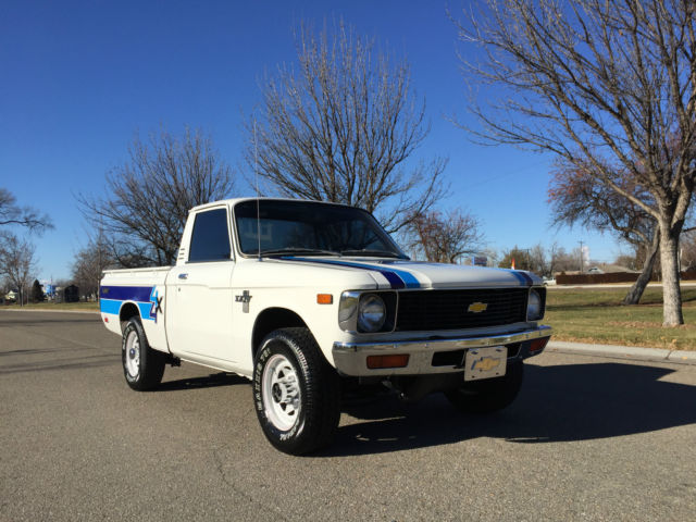 1980 Chevy Luv Mikado 4x4 4