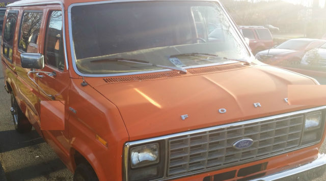 1980 ford e 250 econoline custom standard cargo van 2 door 2006 Ford E150 Battery Cables 2013 Ford E150 Conversion
