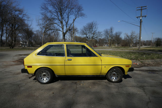 1980 ford fiesta ghia no reserve 1980 ford fiesta s for sale 1980 ford fiesta s