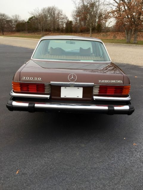 1980 mercedes benz 300sd turbo diesel only 96k original for 1980 mercedes benz 300sd