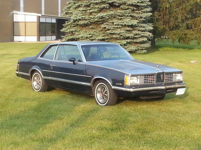 1980 pontiac grand lemans 2dr coupe  3 8l v6  auto  80 xxx actual miles 1978 Pontiac LeMans 1990 Pontiac LeMans