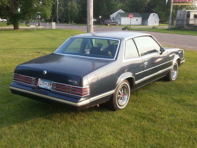 1980 pontiac grand lemans 2dr coupe  3 8l v6  auto  80 xxx actual miles 1977 Pontiac LeMans 1990 Pontiac LeMans