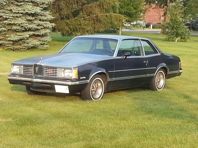 1980 pontiac grand lemans 2dr coupe  3 8l v6  auto  80 xxx actual miles 1975 Pontiac LeMans 1978 Pontiac LeMans