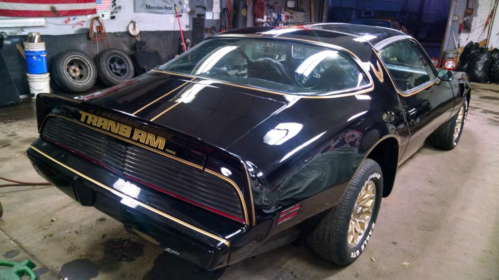 1979 Trans Am Special Edition BANDIT - Classic Pontiac