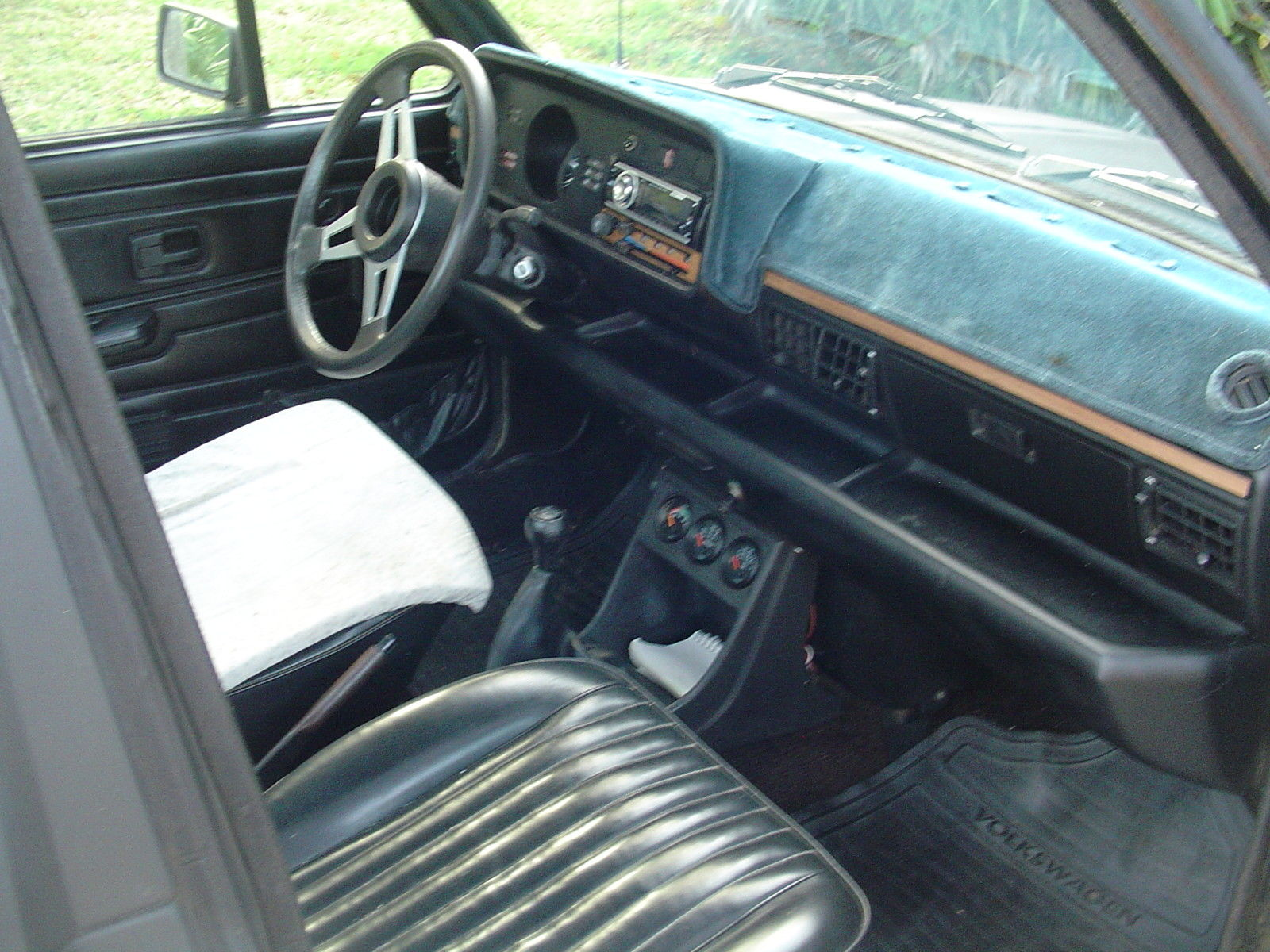 1980 vw mk1 rabbit caddy pickup. Black Bedroom Furniture Sets. Home Design Ideas