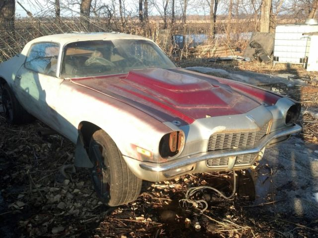 1981 Chevrolet Camaro with a 1970 Camaro Front and Rear! Project Car