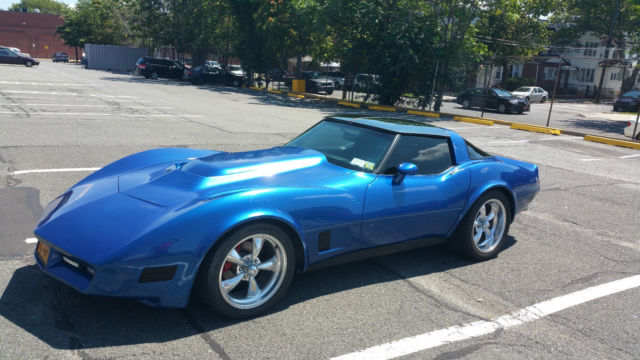 T56 Transmission For Sale >> 1981 Chevrolet Corvette C3 Totally Custom 355ci + 6 speed manual All new parts