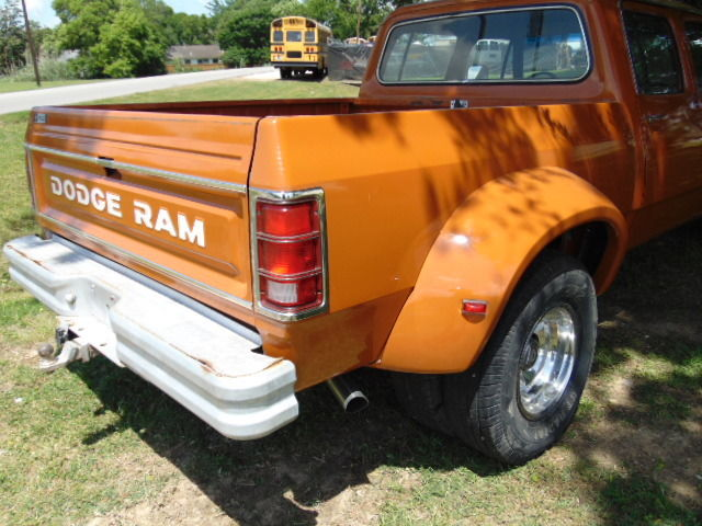 1981 dodge ram d350 crew cab short bed dually mega cab 5 9 cummins diesel 5 spd. Black Bedroom Furniture Sets. Home Design Ideas