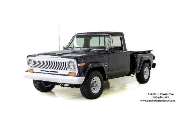1979 Jeep Cherokee Chief Wiring Diagram : Vin location on jeep j year elsavadorla