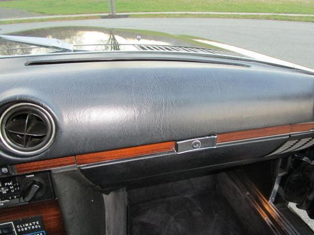 1981 mercedes benz 380 sl triple black 77000 miles garage for Mercedes benz financial phone number usa