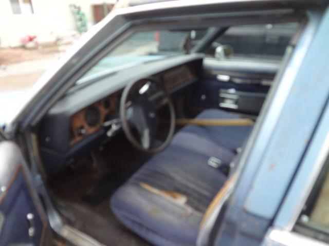 Buick Hearse Electra Estate Wagon Wagon Door L on 1989 Buick Lesabre 2 Door