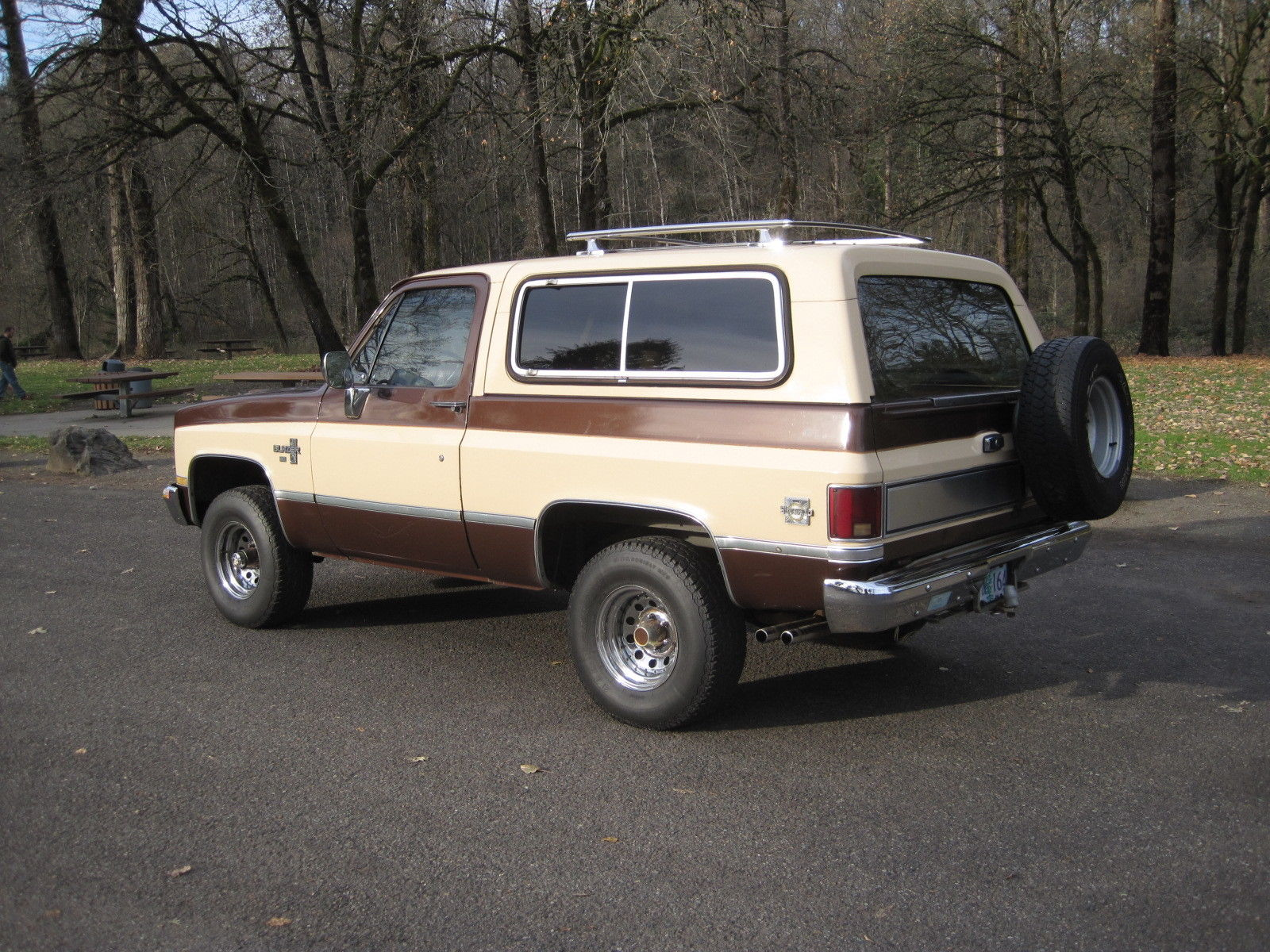 1982 chevrolet k5 blazer silverado 2 door 350 4x4 stock one owner many options. Black Bedroom Furniture Sets. Home Design Ideas