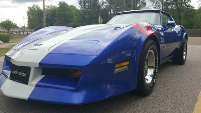 1982 Corvette Stingray Grand Sport