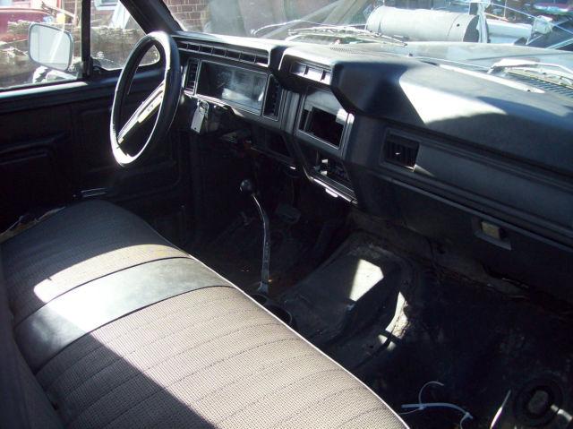 Ford F Stepside Pickup Strong Flareside Bed F