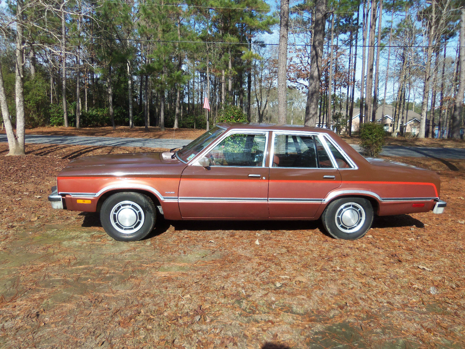 1982 Ford Fairmont Futura Fox Body In Great Shape And