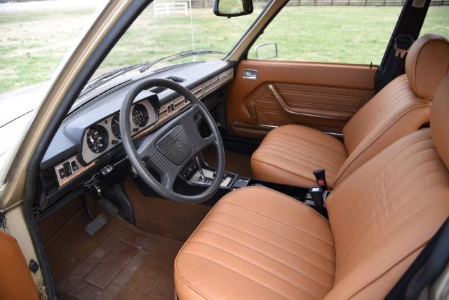 1982 Peugeot 504 Diesel Wagon 43k Miles