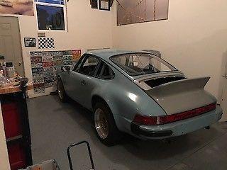 1982 Porsche 911 Outlaw Track Race Car