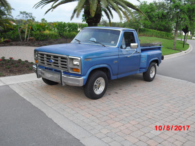 1983 1984 1985 1986 Ford F150
