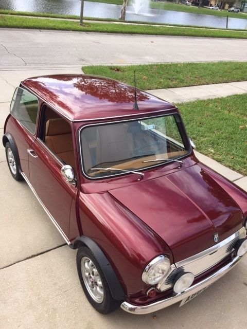 1983 austin rover mini classic mini mini cooper. Black Bedroom Furniture Sets. Home Design Ideas