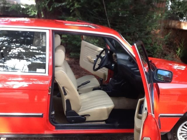 1983 bmw 320i for sale 178 806 mi henna red color. Black Bedroom Furniture Sets. Home Design Ideas