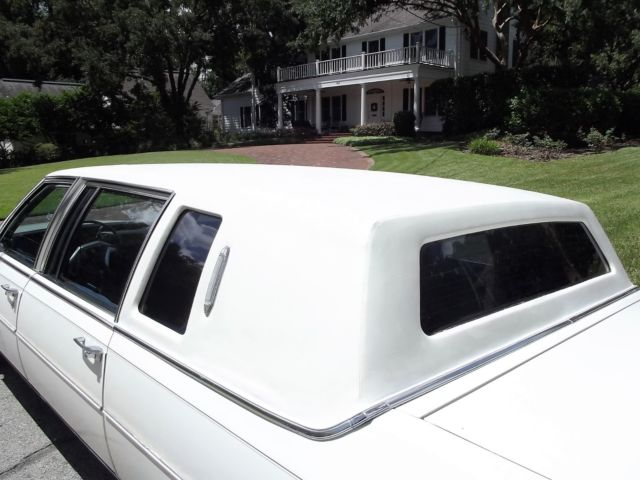 1983 Cadillac Fleetwood Series 75 Limousine