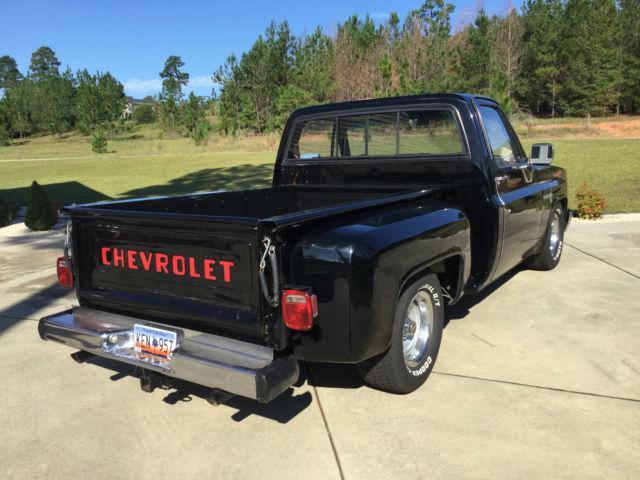 1983 chevrolet c10 step side custom standard cab pickup 2 for 10 door truck