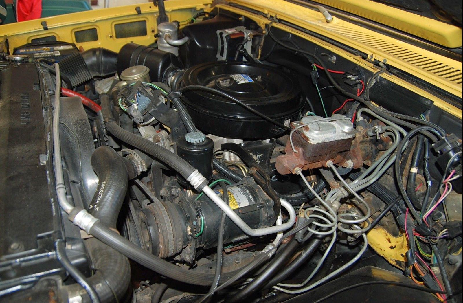 1983 Chevy Blazer Silverado 6 2 Diesel 59 000 Original