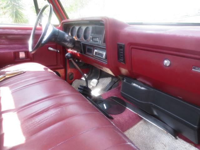 1983 dodge ram custom 150 4 speed manual transmission. Black Bedroom Furniture Sets. Home Design Ideas