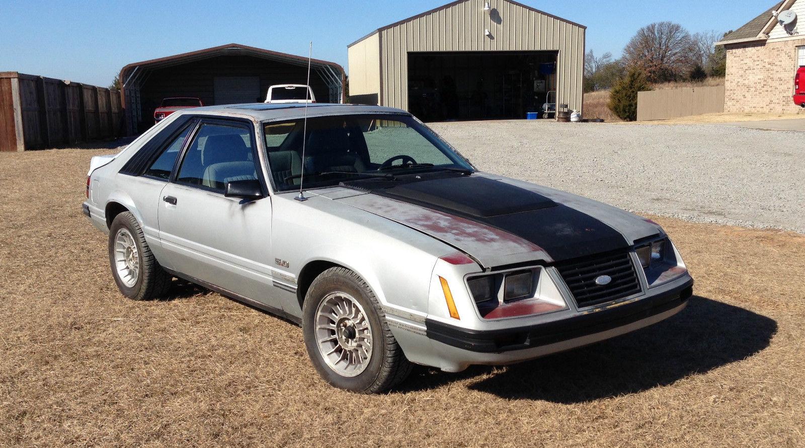 1983 ford mustang gt hatchback 2 door 5 0l 302 v8 manual. Black Bedroom Furniture Sets. Home Design Ideas
