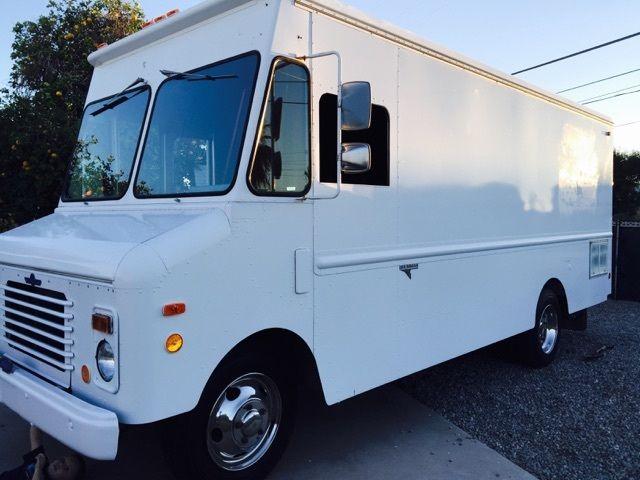 P30 Step Van For Sale >> 1983 Grumman Kurbmaster Step Van, Very Clean Work Truck ...