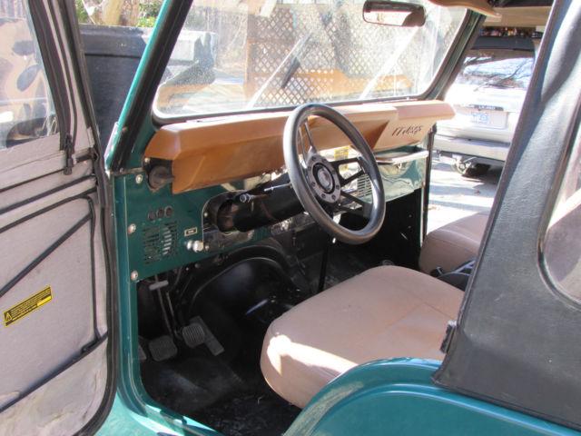 1983 Jeep Cj5 Cj 258 42l Howell Fuel Injection Efi No Reserve Fiberglass Body: Howell Wiring Harness Jeep At Jornalmilenio.com