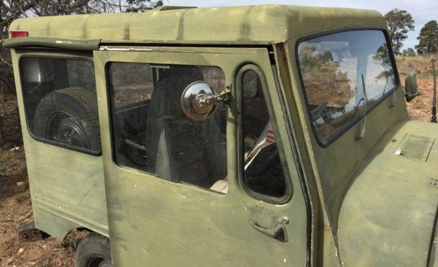 1983 Rhd Postal    Right Hand Drive Dispatcher Mail Jeep Dj