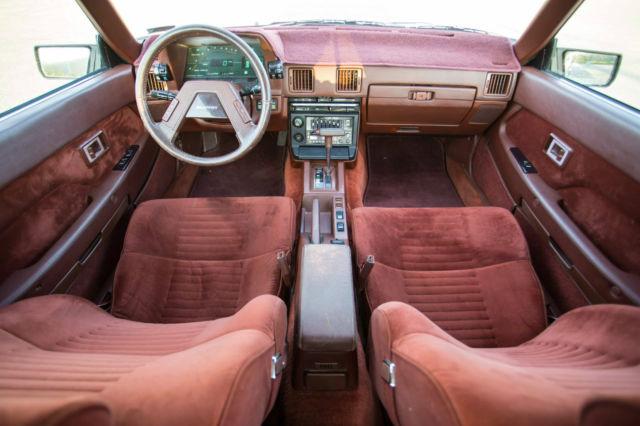 Martinez Used Cars >> 1983 Toyota Celica Supra L-Type 113k Original Miles